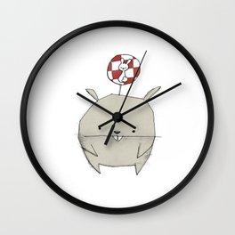 minima - rawr 02 Wall Clock