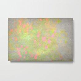 pastel girl pattern Metal Print