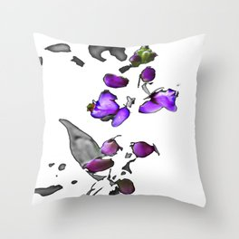 Gallery Two Throw Pillow