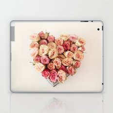 Rosy Heart Laptop & iPad Skin