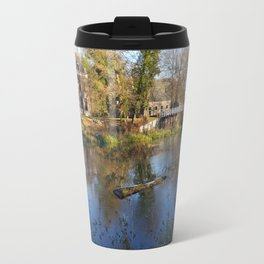 Five Hippies, a Drumcircle and a Mansion Travel Mug