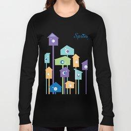 Birdhouse Long Sleeve T-shirt