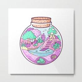 Pocket Fairyland Metal Print