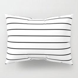 Minimal Stripes Pillow Sham