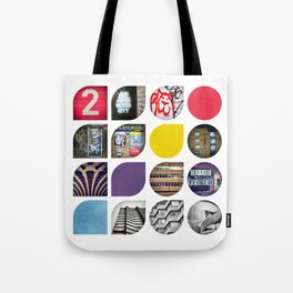 Cold Comfort Collage — The Streets Tote Bag