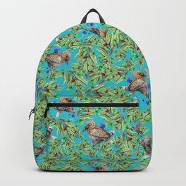 Kookaburra & Eucalypt Backpack