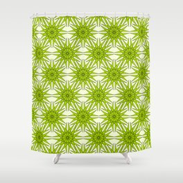 Geometrix II Shower Curtain