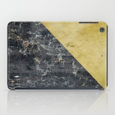 gOld slide iPad Case