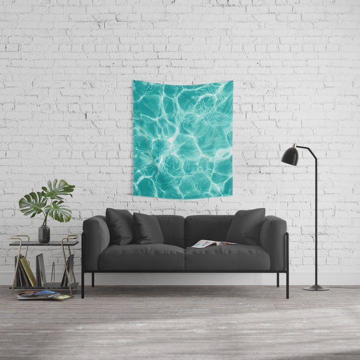 Pool Dream #1 #water #decor #art #society6 Wall Tapestry