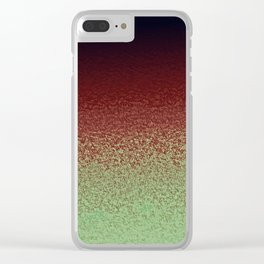 Darkness is coming Clear iPhone Case
