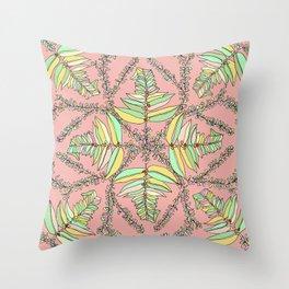 Pattern 02 Throw Pillow