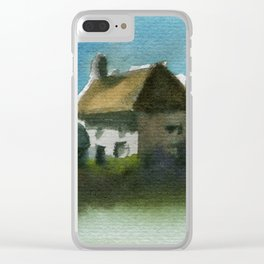 A Place in the Country Clear iPhone Case