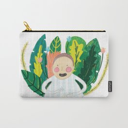 Jungle Man Carry-All Pouch