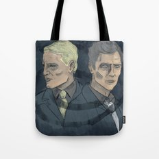 Rust & Marty Tote Bag