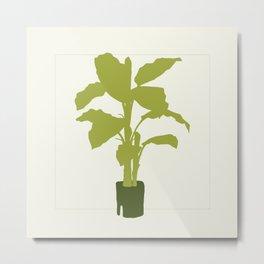 Planta A1 Metal Print