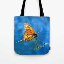 BUTTERFLY LIGHT Tote Bag