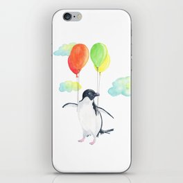 Never give up on your dreams iPhone Skin