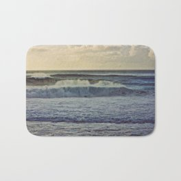 Let it flow on the islands of Hawaii Bath Mat