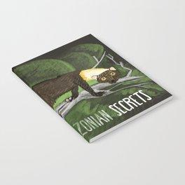 Amazonian Secrets Notebook