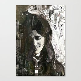 Rory Gallagher Canvas Print