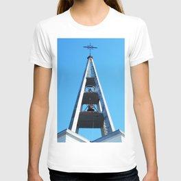 Bell tower church Belfry T-shirt