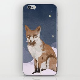 Fox Heaven iPhone Skin