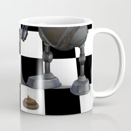 Dangers of Artificial Intelligence Coffee Mug