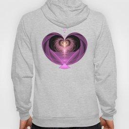 Fluttering Heart Hoody