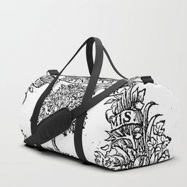 FOECVNDIS DIFFVNDITVR RAMIS 1725 Duffle Bag