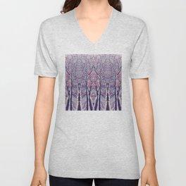 The Enchanted Forest No.1 Unisex V-Neck