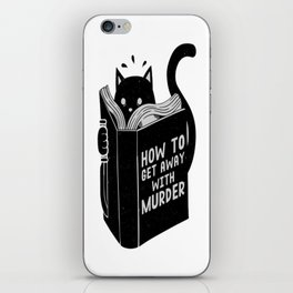 How to get away with murder iPhone Skin
