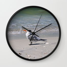 I'm the King of the World Wall Clock