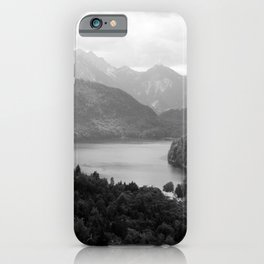 Mountains Magic Land iPhone Case