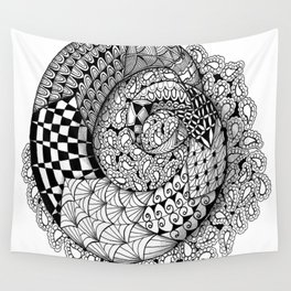 Mobius Twist Wall Tapestry