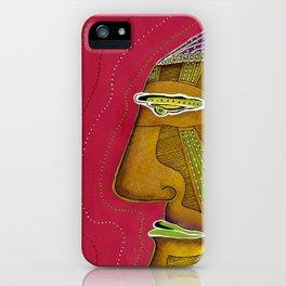 Head 72 iPhone Case
