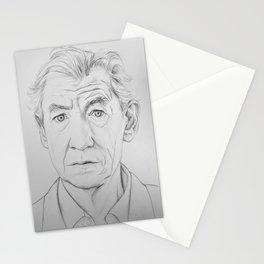 Ian McKellan Stationery Cards