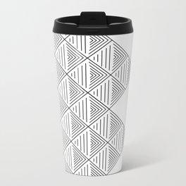 stacked Metal Travel Mug