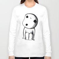 kodama Long Sleeve T-shirts featuring KODAMA by lucidesu