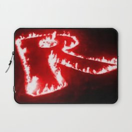 R character Laptop Sleeve