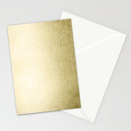 Simply Gilded Palace Gold Stationery Cards