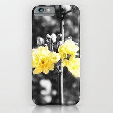 Yellow Flower iPhone 6 Slim Case