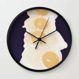 Morning After Wall Clock