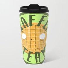 Waffle Team Metal Travel Mug
