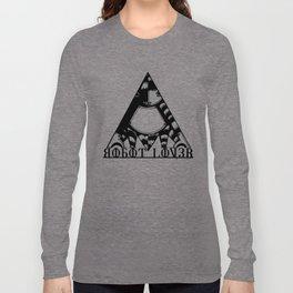 Robot Lover Long Sleeve T-shirt