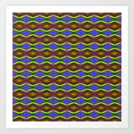 RGB - Optical Series 002 Art Print