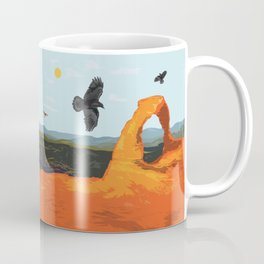 Keepers of the Arches Coffee Mug