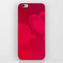 Zero Gravity in Red iPhone Skin