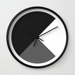 #488 cut Wall Clock