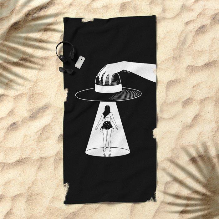 Take Me Away Beach Towel