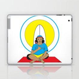 Surf Religion Laptop & iPad Skin